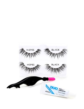 Ardell Wispies Black Lashes by Windsor