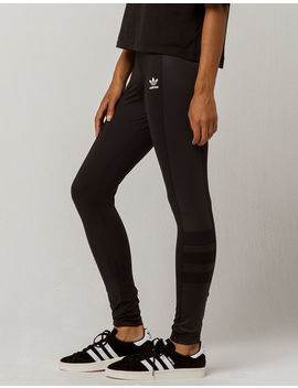 Adidas Tonal Side Panel Womens Leggings by Adidas