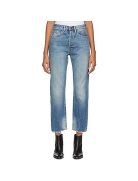 Blue Le Original Jeans by Frame