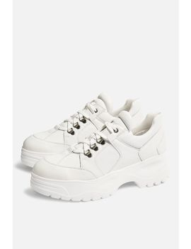 Antelope Chunky Trainers by Topshop