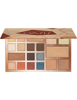 Desert Oasis   19 Color Shadow & Highlighter Palette by Bh Cosmetics