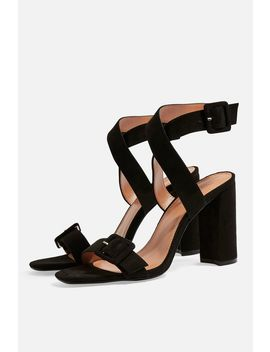 Sazzle Two Part Sandals by Topshop