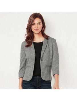 Petite Lc Lauren Conrad Fitted Blazer by Kohl's
