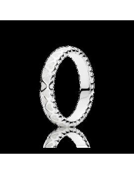 Abundance Of Love Ring, Silver Enamel by Pandora