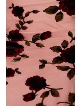 Hopeless Romantic Maxi Dress Rose Print by White Fox