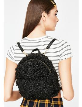 Furry Fetish Mini Backpack by Fame Accessories