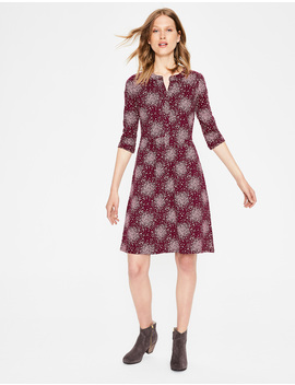 Briar Jersey Dress by Boden