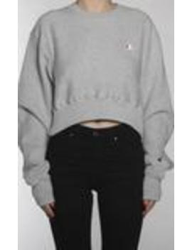 Champion Reverse Weave Crop Sweatshirt by Frankie.