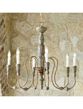 Casa Florentina Verona Chandelier by Ballard Designs