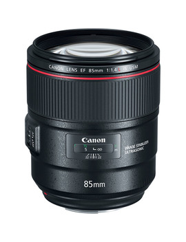 Ef 85mm F/1.4 L Is Usm Lens by Canon
