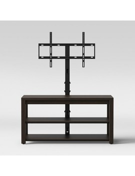 Flat Panel Tv Stand Espresso Brown   Room Essentials™ by Shop All Room Essentials™