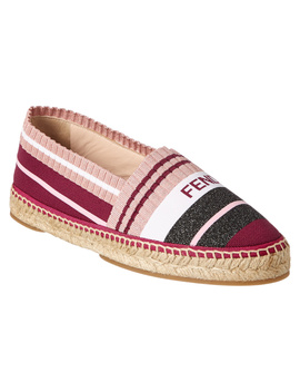 Fendi  Knit Espadrille by Fendi