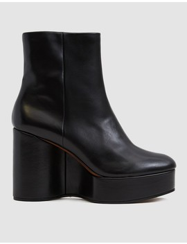 Belen Wedge Ankle Boot by Clergerie