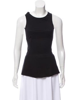 Rick Owens Lilies Open Back Sleeveless Top W/ Tags by Rick Owens Lilies