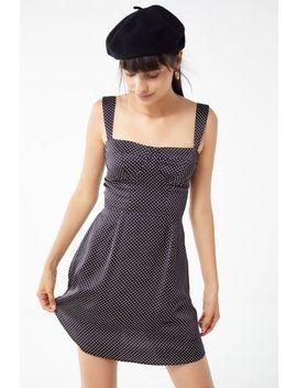 Capulet Vivi Polka Dot Bustier Dress by Capulet