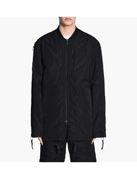 Searched For: White Mountaineering Wm1773217 Primaloft Drawstring Shirring Ma 1 by Caliroots