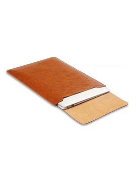 Soyan 15 Inch Laptop Sleeve Cover For Mac Book Pro Retina 15.4 Inches (Brown) by Soyan