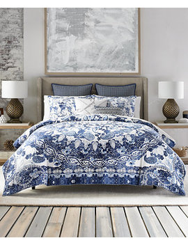 Bohemian Beach Bedding Collection by Tommy Hilfiger