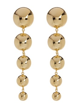 Newport Tiered Drop Earrings by Gorjana