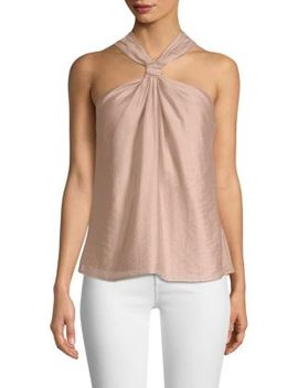 Earldena Halterneck Top by Joie