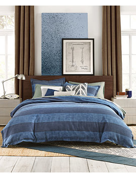Cabana Stripe 3 Pc. Full/Queen Comforter Set by Tommy Hilfiger