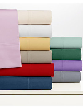 Closeout! Sheet Sets, 300 Thread Count Egyptian Cotton Blend, Created For Macy's by Charter Club
