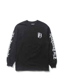 H Crest L/S Shirt by The Hundreds