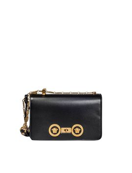 Icon Shoulder Bag by Versace