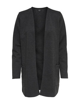 Joyce Classic Open Front Cardigan by Only