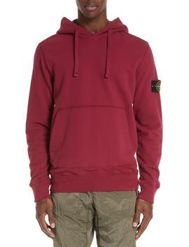 Cotton Knit Hoodie by Stone Island