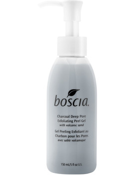 Charcoal Exfoliating Peel Gel by Boscia