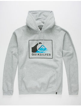 Quiksilver Hold Down Boys Hoodie by Quiksilver