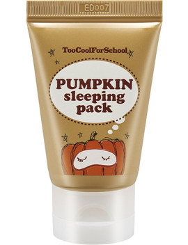 Pumpkin Sleeping Pack by Too Cool For School