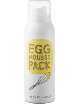 Egg Mousse Pack by Too Cool For School