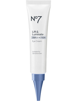 Lift And Luminate Triple Action Eye Cream by No7
