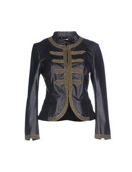 Alberta Ferretti Biker Jacket   Coats & Jackets D by Alberta Ferretti