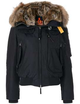 Cropped Hooded Parka by Parajumpers