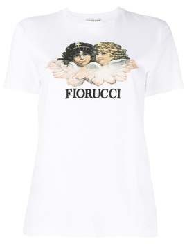 Fioruccivintage Angels T Shirthome Women Fiorucci Clothing T Shirts & Jersey Shirts by Fiorucci