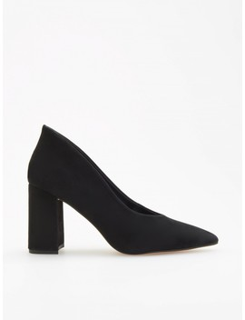 High Heel Pumps In Leather by Reserved
