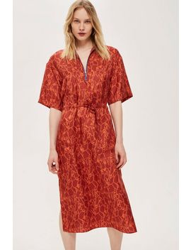 **Utility Shard Dress By Boutique by Topshop