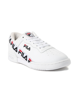 Mens Fila Original Fitness Tape Athletic Shoe by Read Reviews