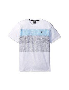 Zoo York Mens White Switch Graphic T Shirt by Zoo York