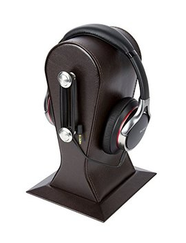 Jack Cube Design Headphone Stand/Headphone Hanger/Headphone Holder/Headphone Display  Brown   Mk660b by Jack Cube Design