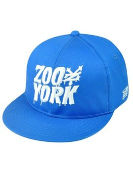 Zoo York Skate Boarding Brand Clothing Men Adjustable Snapback Flat Bill Hat Cap by Zoo York