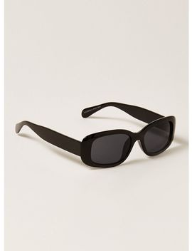 Black Cobain 90's Sunglasses by Topman