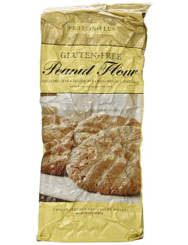 Protein Plus   Roasted All Natural Peanut Flour   32 Oz by Protein Plus