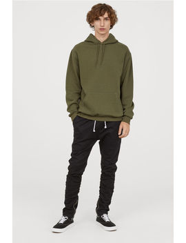 Joggers I Bomullstwill by H&M