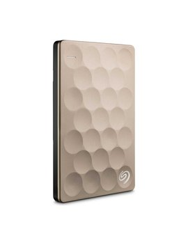 Seagate Backup Plus Ultra 1 Tb Hard Drive   Gold by Argos