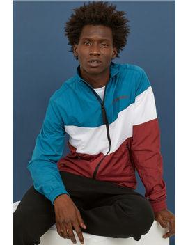 Treningsjakke I Nylon by H&M