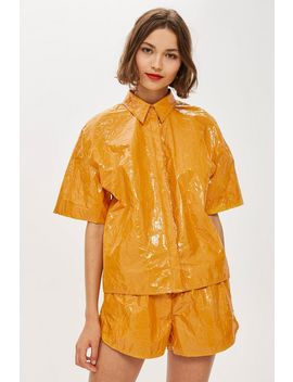 **Paper Bowling Shirt By Boutique by Topshop